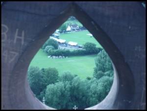 Cattedrale con vista