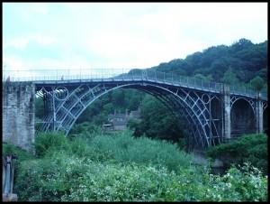 Il primo ponte di ferro