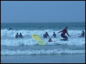 Surfisti allo sbaraglio