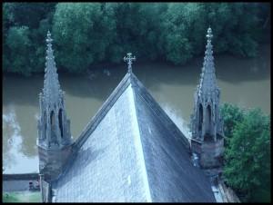 Cattedrale lato fiume