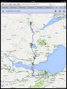 Edimburgo-Perth. 48 miglia. 11-8-2013