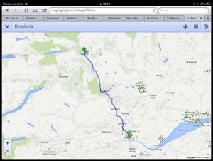 Perth-Pitlochry 32 miglia 12-8-2013